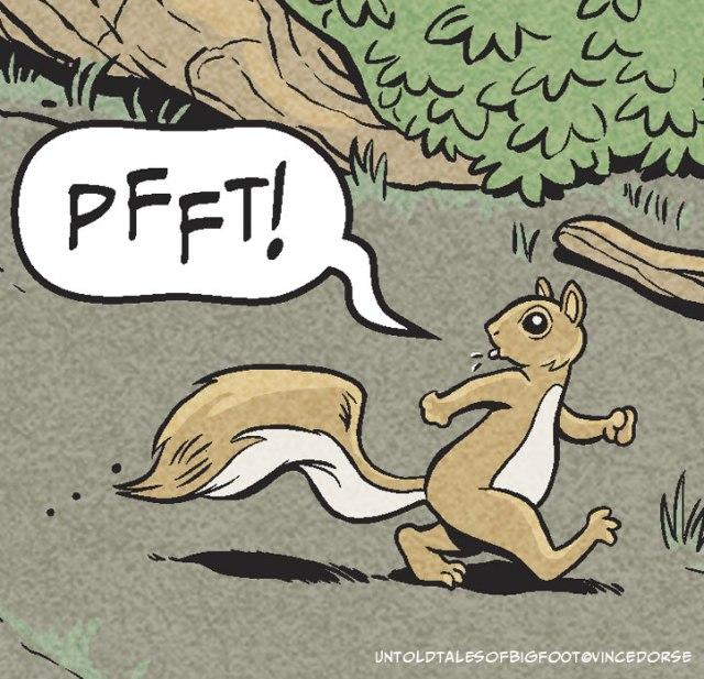 UTOB Squirrel